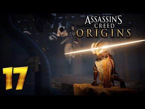 Assassin's Creed Origins. Прохождение. Часть 17 (Маска Ящерицы)
