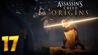 Assassin's Creed Origins. Прохождение. Часть 17 (Маска Ящерицы)