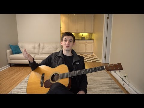 How To Play I Found You By benny blanco and Calvin Harris On Guitar