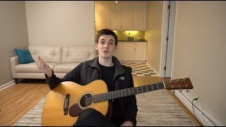 How To Play I Found You By benny blanco and Calvin Harris On Guitar Video