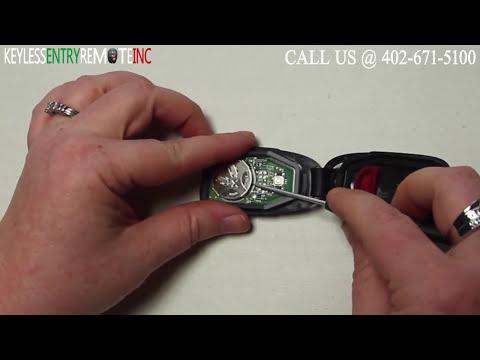 How To Replace A Kia Forte Key Fob Battery 2010 – 2014 FCCID PINHA-T008