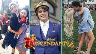 Descendants 2 Real Age And Life Partners 2018 ✅ Top Stars