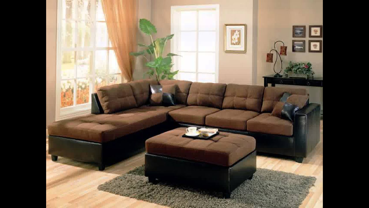 living room ideas brown carpet - YouTube
