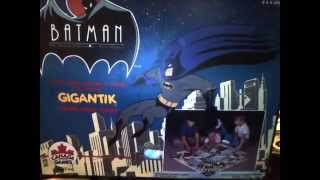 Batman the Animated Series Gigantik Crime Wave Game by Canada Games 1995