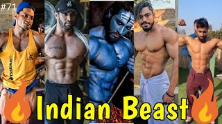 🔥Most Popular Indian Gym Beast Viral Tiktok Videos 2020🔥|💪 Bodybuilder💪 | Gym Lover | Tiktok #71