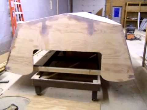 How to make an epoxy fillet on a Tolman Skiff | Doovi