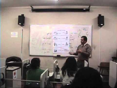 La Cantuta Demo Class - Routine Activities  (Part 2)
