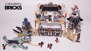 Lego Ninjago 70655 Dragon Pit Speed Build