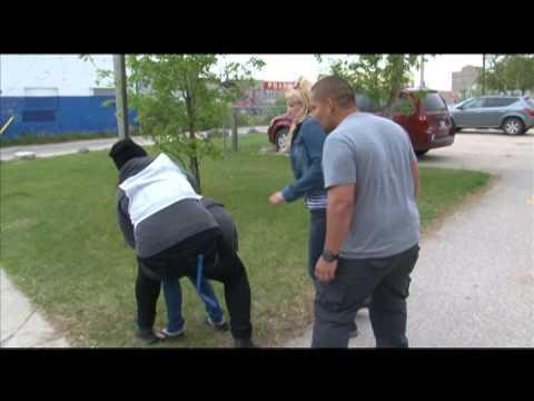 Winnipeg Crime Stoppers - Aikins Street Stabbing