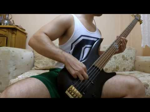 Shinedown - Cut The Cord (Bass Cover)