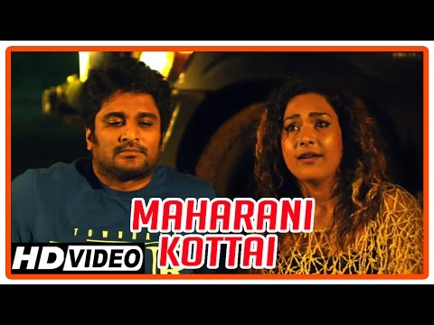 Maharani Kottai Tamil Movie | Scenes | Richard And Aani Princy Discuss About Their Careers