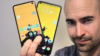 Galaxy S10e vs Honor View 20 | Side-by-side comparison