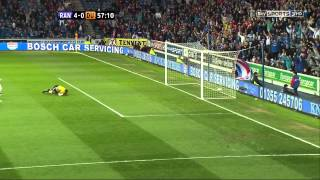 Jamie Ness - Rangers Vs Dundee Utd (SPL) 2nd May 2012