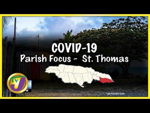 Covid-19 Overwhelmed! Prince Margaret Hospital in St. Thomas   TVJ News - Sept 28 2021
