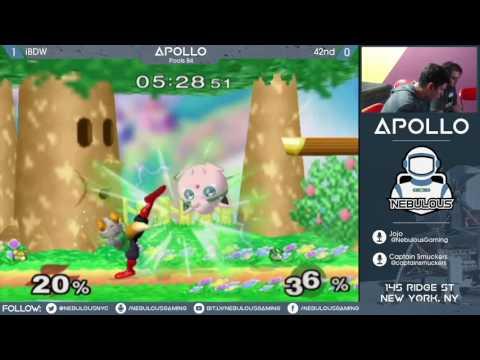 Apollo #1: Singles - Pools B4: iBDW vs. 42nd
