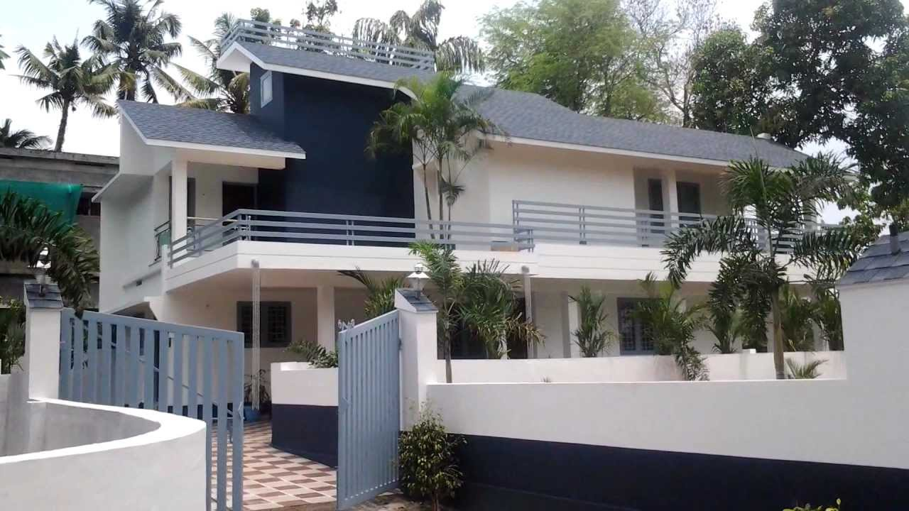 Beautiful 3 Bedroom Villa In Periyar River Banks For Sale