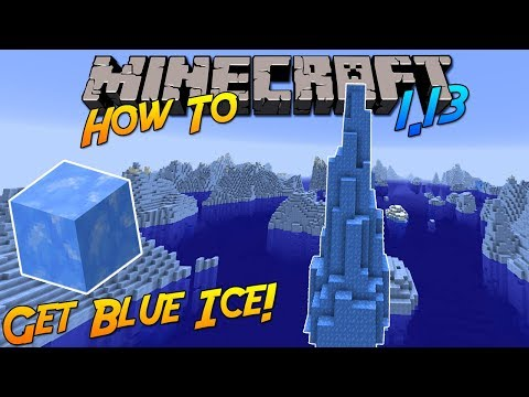 Minecraft Tutorial Ice Generator Youtube Now generates additional guardrails on the side for extra safety. youtube