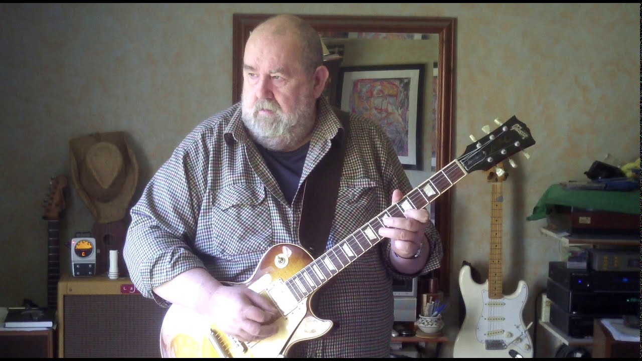 Attack Of The Klones - 2005 Les Paul Standard/Way Huge Conspiracy Theory