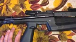 "Обзор винтовки иж-60 ( ""домашняя модернизация"" )"