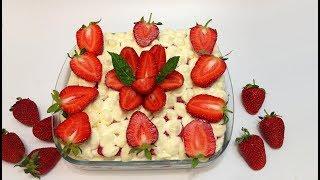 ДЕСЕРТ КЛУБНИЧНЫЙ ТИРАМИСУ (strawberry dessert)