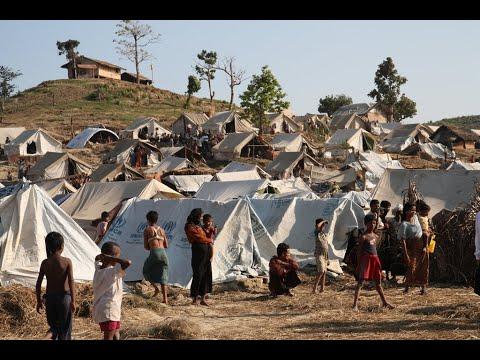 الأمم المتحدة تطلب مليار دولار لمساعدة الروهينغيا في بنغلادش  - نشر قبل 2 ساعة