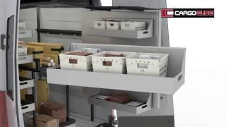 Infilms & Design Presents - United States Post Office/CargoGlide Presentation
