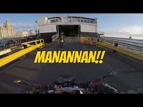 Steam Packet Ferry To The Isle Of Man // Episode 3