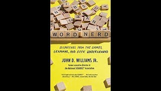 Two-Minute Book Review - Word Nerd