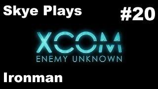 XCOM Enemy Unknown Gameplay Part 20► Mission 18: Were YOU Chosen? ►Ironman