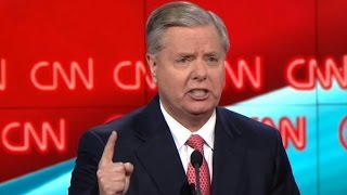 Lindsey Graham Cites 'The Princess Bride' In GOP Debate