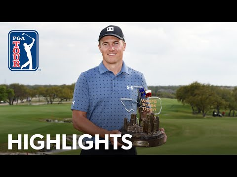 Highlights | Round 4 | Valero Texas Open | 2021