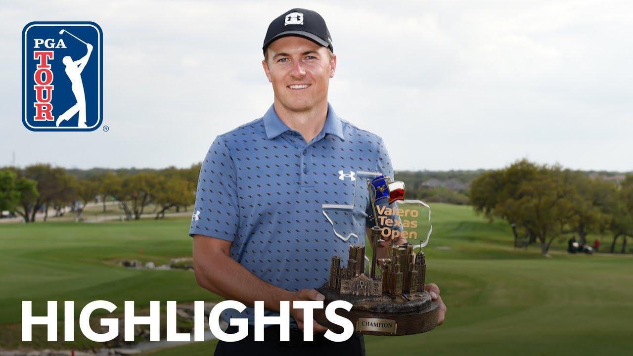 Highlights | Round 4 | Valero Texas Open | 2021