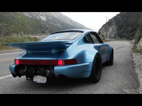 Crazy: 1000HP Minivan & 1000HP 911 - /TUNED