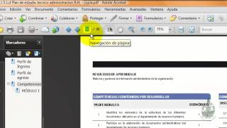 video-tutorial colocar marcadores en pdf.wmv(Les dejo un video tutorial como apoyo para modificar y colocar marcadores dentro de un archivo PDF saludos., 2011-07-22T07:28:28.000Z)