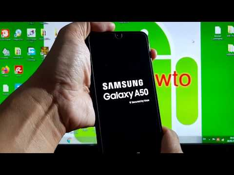 How to Root Samsung Galaxy A50 ATA1 Firmware January 2020 Update