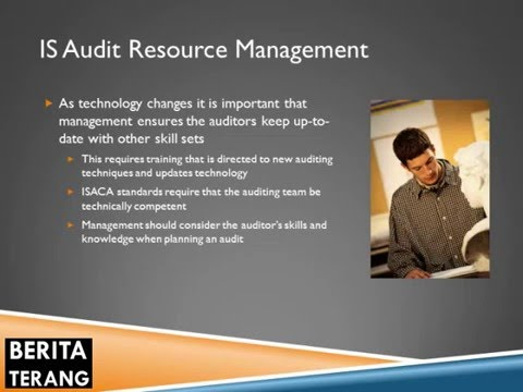Download CISA   Course 01   The Process of Auditing Information Systems   Topic A   Management of the Audit F