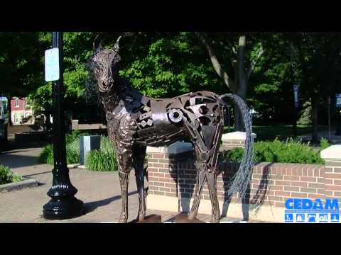 Hastings Sculpture Tour - Bright Side 2