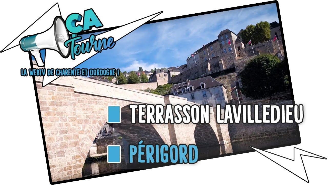 Terrasson Lavilledieu Villages Du Périgord