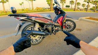 Test Ride Cooper Winner S / مراجعة لبعض التغيرات مع طوب سبيد