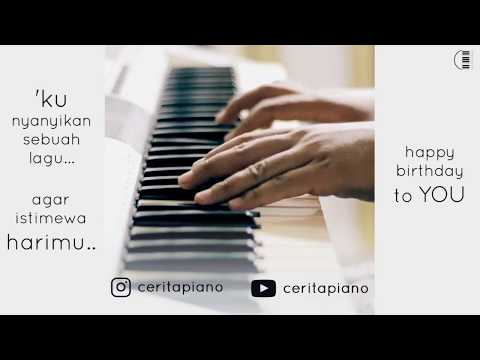 Ten2Five - Happy Birthday | #CeritaPianoCover