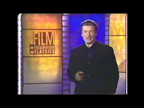 AMC Film Preservation Classics commercial with Alec Baldwin (2001)