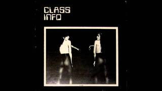 Class Info - Come for Me - Side A (1983)