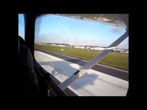 Cessna Vlucht Lelystad