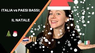 ITALIA vs PAESI BASSI: Il Natale