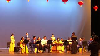 """Classic Chinese Music """"Hong Hua"""" Played by a Band from San Antonio Texas"""