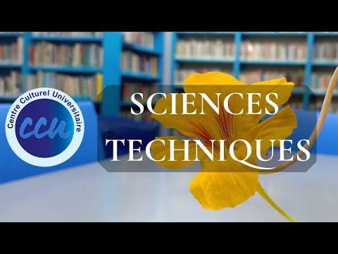 """Le Centre Culturel Universitaire d'Alger """"Sciences Techniques"""""""