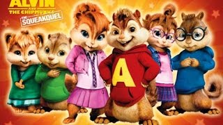 Alvin and the Chipmunks the squeakquel(Annie Hard Knock Life)