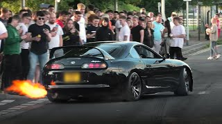 Supra Arrives Late to Meet IN STYLE!