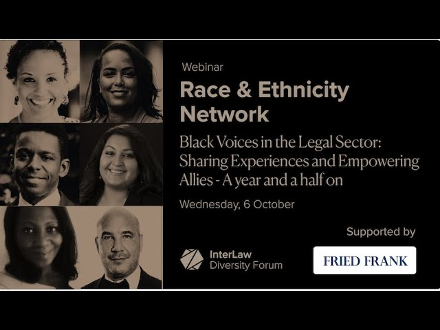 Black History Month 2021   Black Voices in the Legal Sector