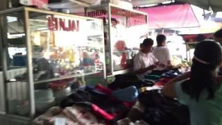 Muarakarang Market